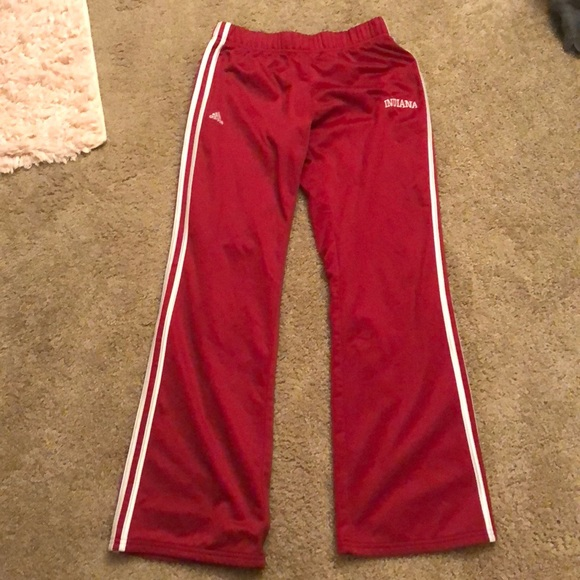 enjoy cheap price many choices of comfortable feel Adidas flared track pants